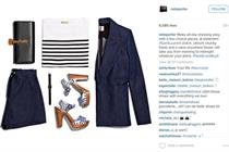 Net-a-Porter signs up for new self-serve Instagram ads