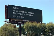 Ad of the Week: Light Phone trolls Apple in brazen campaign