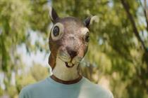 You will never unsee Jif's man-squirrel in new spots from Publicis