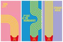 Ad of the Week: McDonald's dominates simplicity