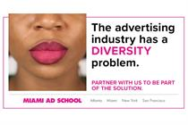 Adland has a diversity problem: Miami Ad School's call to action