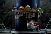 M&M's 'Big Movie' by BBDO NY