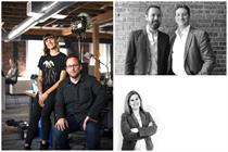 Movers & Shakers: McCann, SS+K, Marcus Thomas and more