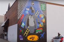 Human trafficking survivor stories told through art with SUPER NUNS drive