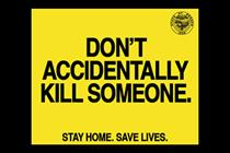 'Don't accidentally kill someone,' says Oregon coronavirus public service spot