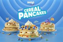 Make room for IHOP's latest invention, Cereal Pancakes