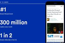 Women-led businesses get millions of ad impressions and creative tools from PopSugar