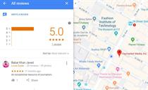 Google most used tool for reviews, study finds