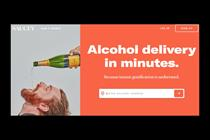 Alcohol and pot delivery apps see sales spike during coronavirus outbreak