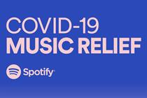 Spotify steps in to help artists sidelined by COVID-19