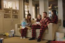StubHub's 'Be There' campaign just the ticket for holidays