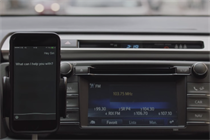 In Sweden, Toyota ad hijacks Siri to switch off iPhones while driving