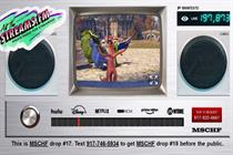 MSCHF declares war on fragmented streaming world, plays Netflix, Disney+, Hulu for free