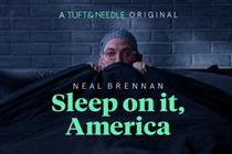 Tuft & Needle spoofs Netflix Original show with 'Sleep on it, America'