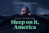 Tuft & Needle spoofs Netflix Original show with 'Sleep on it, America'