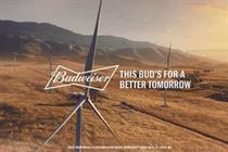 Budweiser lets Mother Nature control radio ads for Earth Day