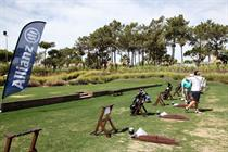 Allianz tees off in Portugal