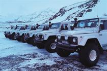 Case Study: BMW picks Iceland for annual incentive