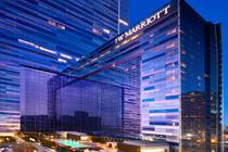 JW Marriott Los Angeles L.A Live: hotel review