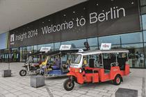 Case Study: NetApp holds 3,100-delegate conference in Berlin