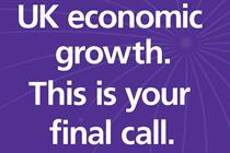Heathrow 'UK growth can't wait' by Masius