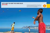 Shell 'let's go' by JWT