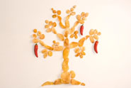 Kettle Chips 'chip art' by isobel