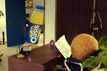 Oasis 'scotch egg' by VCCP