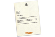 easyJet 'expenses' by Publicis London