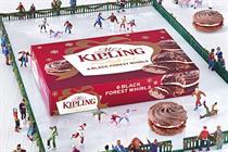 "Mr Kipling ""a miniature Kipling Christmas"" by JWT London"