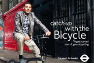 Transport for London 'cycling' by by M&C Saatchi