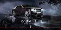 "Rolls-Royce ""Wraith"" by Partners Andrews Aldridge"