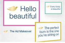 Dove 'makeover activaion' by Ogilvy & Mather UK