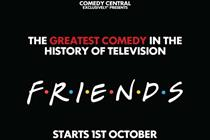 Comedy Central 'Friends launch promo'  by Comedy Central