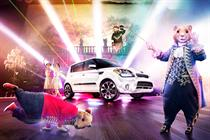 Kia Soul 'bringing down the house' by David & Goliath