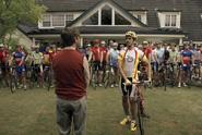 LG 'cyclist' by George Patterson Y&R Sydney