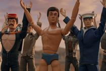 "Moneysupermarket.com ""Epic Action Man"" by Mother"