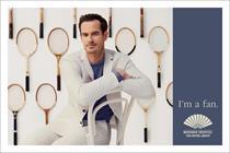 """Mandarin Oriental """"Fan"""" by London Advertising"""