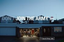 "British Army ""a better you"" by Karmarama"