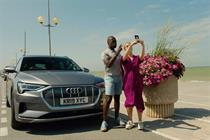 "Audi ""E-tron charge ahead"" by We Are Social"