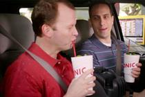 Sonic Drive-In 'the tax cut game' by Goodby, Silverstein & Partners