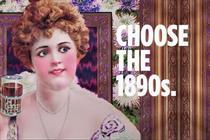 """Coca-Cola """"choose Coca-Cola"""" by Ogilvy Amsterdam"""