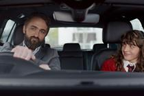 "Volkswagen ""The big arrival"" by Adam & Eve/DDB"