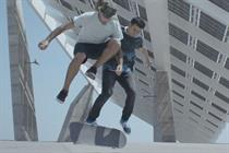 Smart 'skateboarder short' by Weapon7