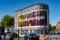 "B&Q ""We will grow again"" by Uncommon Creative Studio"