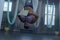 "Adidas ""Reimagine sport"" by Iris"