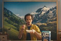 """Alpen """"Up and Alpen"""" by BBH London"""