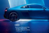 """Audi """"Audi X Tottenham Hotspur partnership"""" by BBH London"""