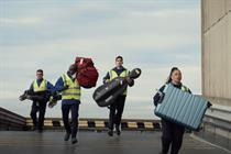 "British Airways ""You make us fly"" by Ogilvy & Team Horizon"