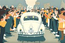 "Volkswagen ""The last mile"" by Johannes Leonardo"
